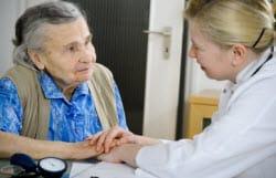 doctor elderly